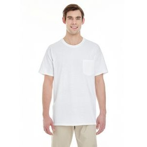 Gildan Adult Heavy Cotton? 5.3 oz. Pocket T-Shirt