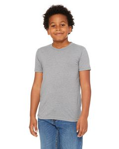 Custom Color Image Apparel - Bella Youth Triblend Short-Sleeve T-Shirt