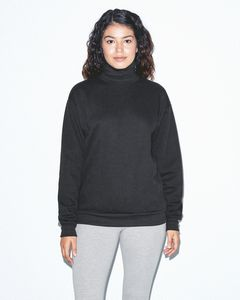 Custom American Apparel Adult Flex Fleece Turtleneck