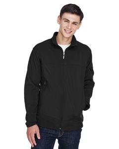 Custom Men's North End 3 Layer Fleece Bonded Performance Soft Shell Jacket