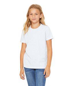 Custom Canvas Youth Jersey T-Shirt