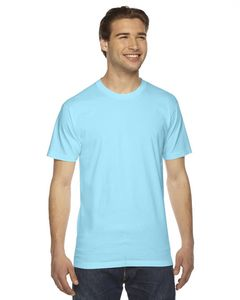 Custom American Apparel Unisex Fine Jersey Short-Sleeve T-Shirt
