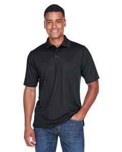 Custom CORE 365 Men's Origin Performance Piqué Polo with Pocket