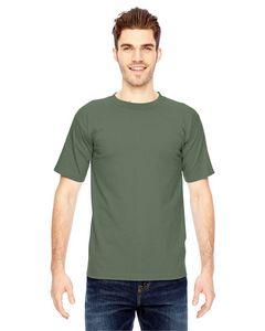 Custom BAYSIDE Adult 6.1 oz., 100% Cotton T-Shirt