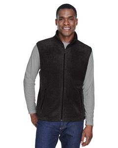 Custom Harriton Adult 8 oz. Fleece Vest