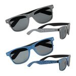 Custom Denim Print Sunglasses