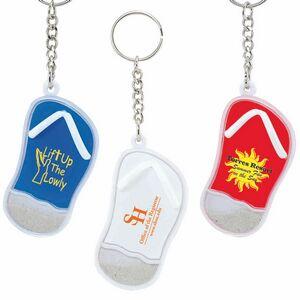 Custom Made Flip Flop Key Tags!