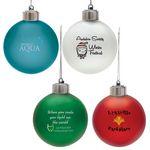 Custom Light-Up Shatter Resistant Ornament