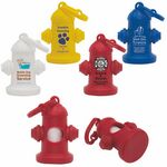 Custom Fire Hydrant Pet Waste Bag Dispenser