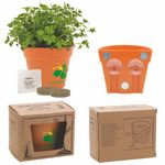 Custom Wall Sprouts Planter Blossom Kit w/Seeds & Planter