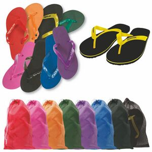 Custom Imprinted Flip Flop Sandals!