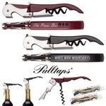 Custom Pulltap's Double Hinged Waiters Corkscrew