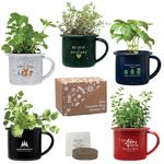 Custom Mini Campfire Mug Blossom Kit