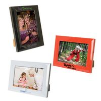 4 x 6 Plastic Color Burst Frame