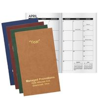 Seam Soft Monthly Planner