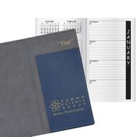 Duo Inset Academic Weekly Pocket Planner
