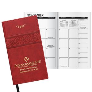 Duo Essence 2 Year Monthly Pocket Planner
