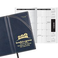 Legacy Hadley Academic Monthly Pocket Planner