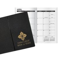 Flex Colors Work Monthly Pocket Planner