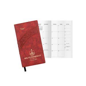 Duo Villa Work Monthly Pocket Planner