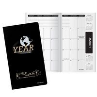Inspire World Academic Monthly Pocket Planner