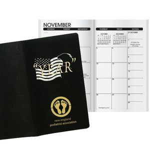 Patriotic Freedom 2 Year Monthly Pocket Planner