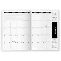 "Academic Monthly Planner Insert (7""x10"")"