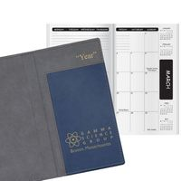 Duo Inset Academic Monthly Pocket Planner