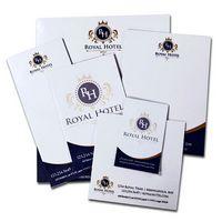 "iTSA® Full Color 10 Sheet Memo Pad (5""x5"")"