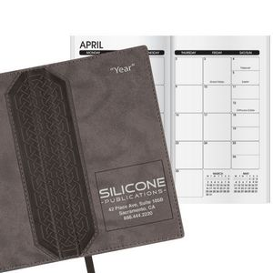 Duo Ely Work Monthly Pocket Planner