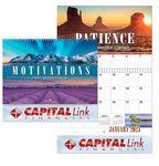 Custom Motivations Appointment Spiral Wall Calendar