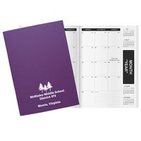Academic Deluxe Monthly Planner