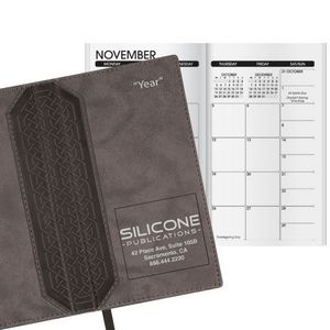 Duo Ely 2 Year Monthly Pocket Planner