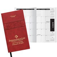 Duo Essence Academic Monthly Pocket Planner