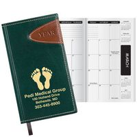 Legacy Curve Academic Monthly Pocket Planner