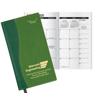 Duo Surge 2 Year Monthly Pocket Planner