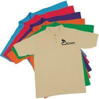 Men's 100% Cotton Polo Shirt (Screened)