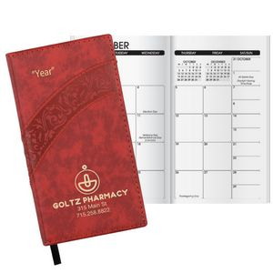 Duo Villa 2 Year Monthly Pocket Planner