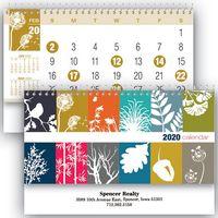 Colorful Seasons Standard Desk Calendar