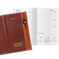 Legacy Delta Plus Work Weekly Pocket Planner w/4 Color Map