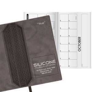 Duo Ely Horizontal Monthly Pocket Planner
