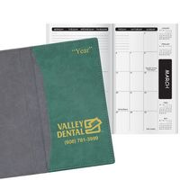 Duo Mystic Academic Monthly Pocket Planner