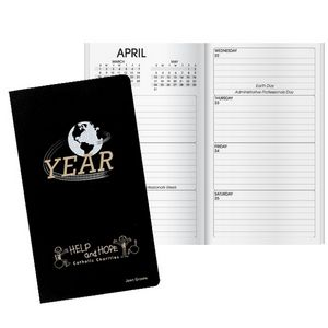 Inspire World Classic Weekly Pocket Planner