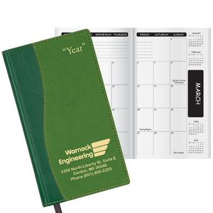 Duo Surge Academic Monthly Pocket Planner
