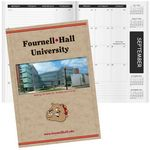 Custom HDI Academic Deluxe Monthly Planner