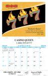 Custom 13 Picture Coupon Calendar w/ Full Color Photos