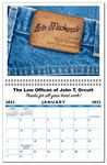Custom In The Image Personalized Wall Calendar (12 Image)
