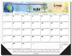 Custom Desk Pad Calendar - Full Color