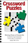 Custom Crossword Puzzle Book