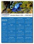 Custom Repositional Year-at-a-Glance Calendar / Mousepad